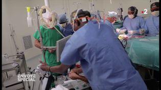 Grande première médicale à Bamako : une fillette opérée à cœur ouvert (ENVOYÉ SPÉCIAL  / FRANCE 2)
