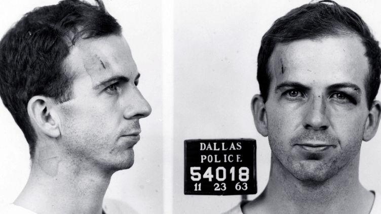 Lee Harvey Oswald le 23 novembre 1963  (Legacy/PHOTOSHOT/MAXPPP)