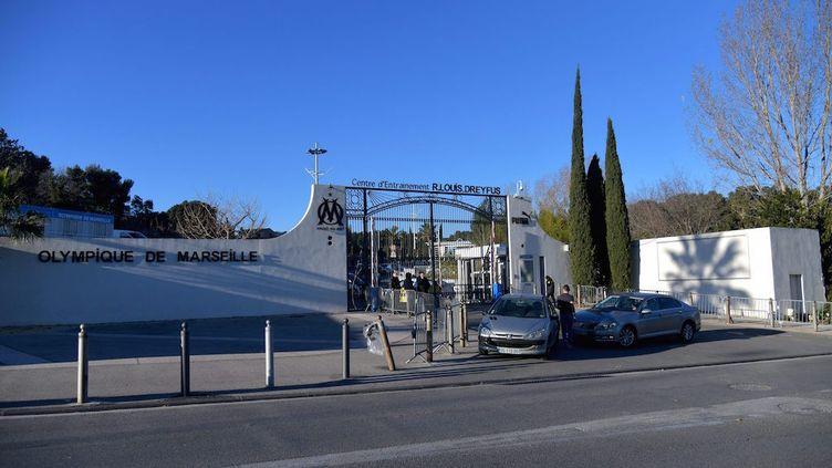 Le centre de formation de l'OM, à Marseille, le 26 novembre 2019. (MAXPPP)
