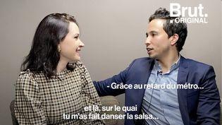 VIDEO. Il est musulman, elle est catholique… Ils racontent leur histoire d'amour (BRUT)