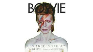 """""""Bowie : Les Années Studio"""" de Paolo Hewitt  (Editions Fetjaine)"""