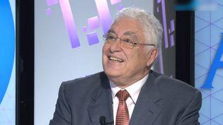 Michel Hervé, fondateur du Groupe Hervé. (Capture d'écran vidéo Bpi France)