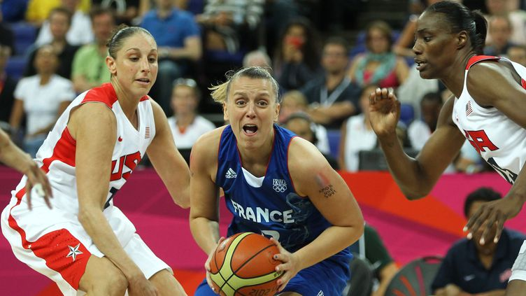 Marion Laborde avait participé aux Jeux de Londres (FRED HASLIN / MAXPPP)
