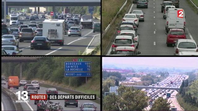Circulation : trafic chargé sur les routes pour le week-end du 22 juillet