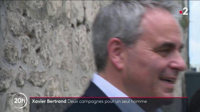 Politique : Xavier Bertrand, deux campagnes pour le prix d'une