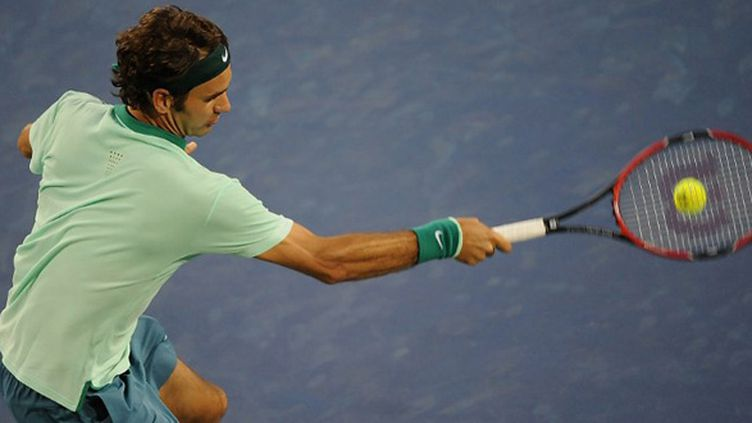 Roger Federer (JONATHAN MOORE / GETTY IMAGES NORTH AMERICA)