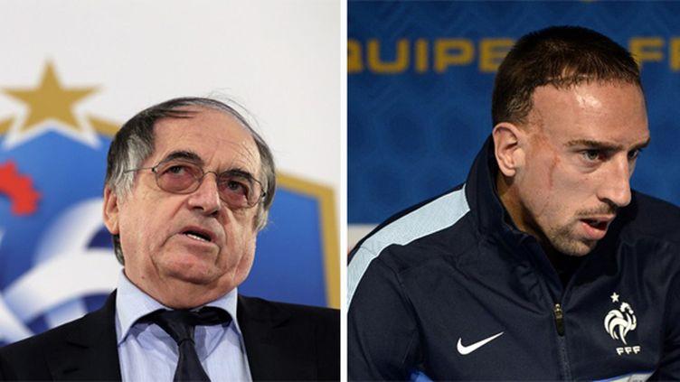 Noël Le Graët pense que Franck Ribéry reviendra sur sa décision