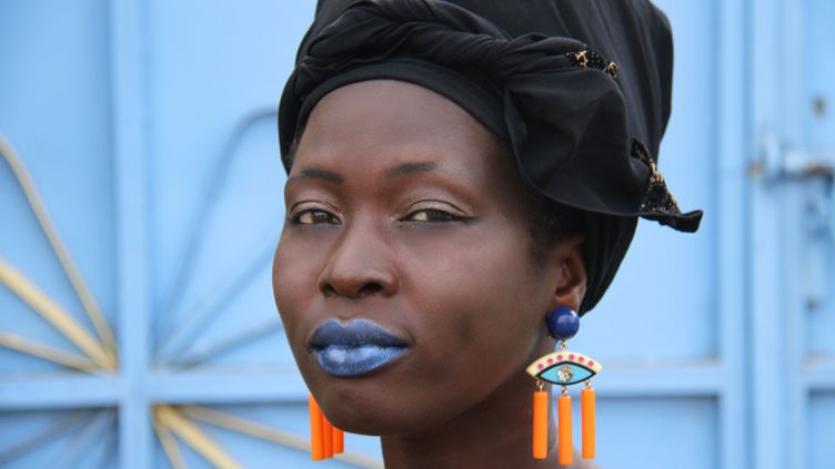 Nyaruach, chanteuse sud soudanaise. (Tania Campbell Golding)