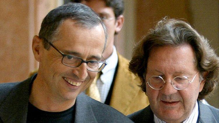 Michele Ferrari plus connu sous le nom du Dr Ferrari (NICO CASAMASSIMA / AFP)