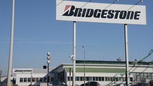 Le site de Bridgestone à Bethune. (DENIS CHARLET / AFP)