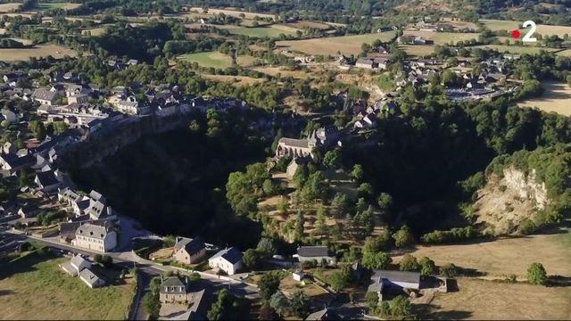 Découverte : le canyon de l'Aveyron