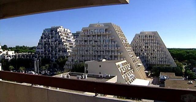 Un ensemble de pyramides inspirées des Mayas  (France 2 / Culturebox)