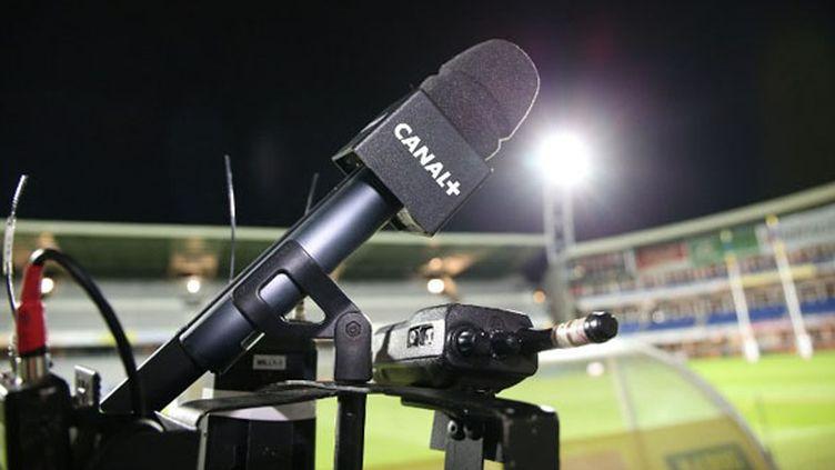 Canal + reste la chaîne du rugby (THIERRY LARRET / THIERRY LARRET)