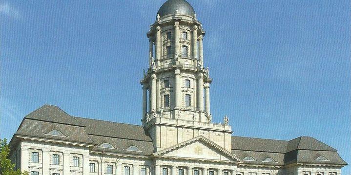 L'ancien hôtel de ville deBerlinfait partie des trois monuments rendus accessibles par les étudiants de L'Université technique de Berlin primés à l'occasion du salon Urbaccess 2016. (Landesdenkmalamt Berlin)