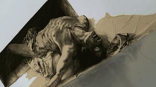 Ernest Pignon-Ernest / Naples 1988-1995  (Culturebox)