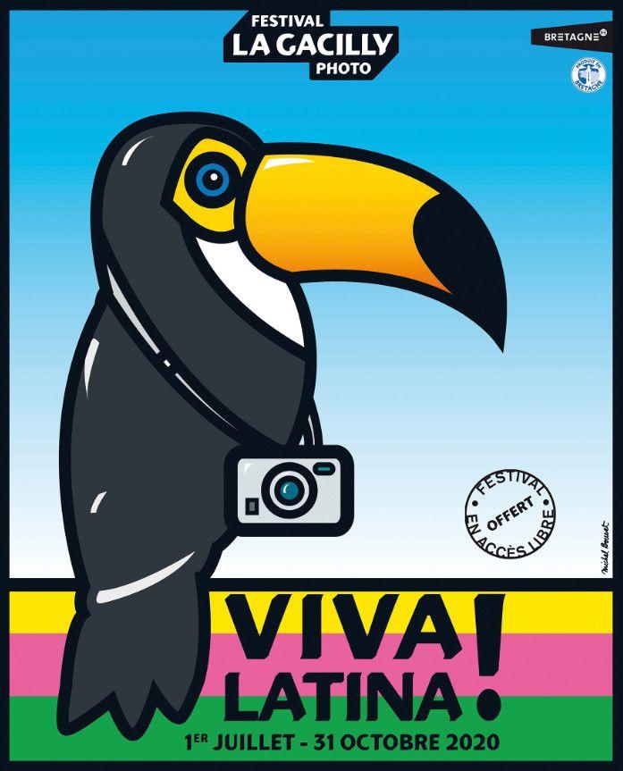 Viva Latina, 17e édition (Festival La Gacilly 2020)