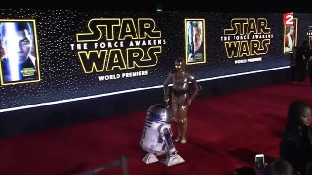 Star Wars : une avant-première grandiose à Hollywood !