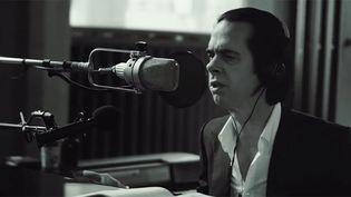"""Nick Cave dans le clip de """"Jesus Alone"""" filmé par Andrew Dominik pour son documentaire """"One More Time With Feeling"""".  (Saisie écran)"""