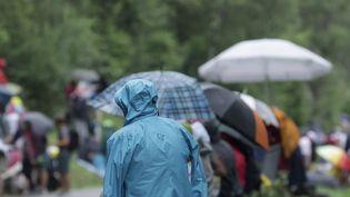 Tour de France : le public au rendez-vous pour la première épreuve de montagne. (FRANCEINFO)