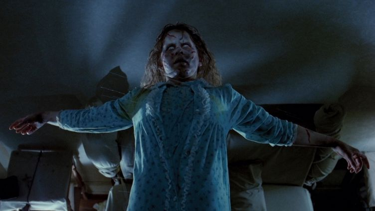 "Linda Blair dans ""L'Exorciste"" (1973) de William Friedkin. (WARNER BROS. FRANCE)"