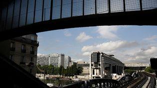 Le ministère de l'Economie à Paris. (MAXPPP)
