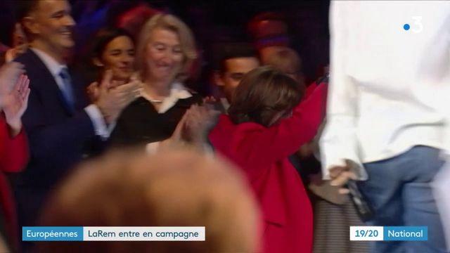 Européennes : Nathalie Loiseau lance la campagne de La République en marche