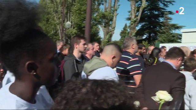 Lilas (Seine-Saint-Denis) : Mobilisation contre les violences scolaires