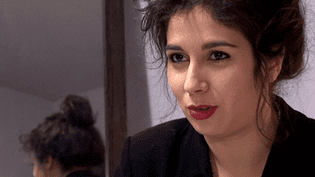 Laura Cahen a peaufiné durant trois ans son premier album qui sortira courant 2015  (France 3 Culturebox)