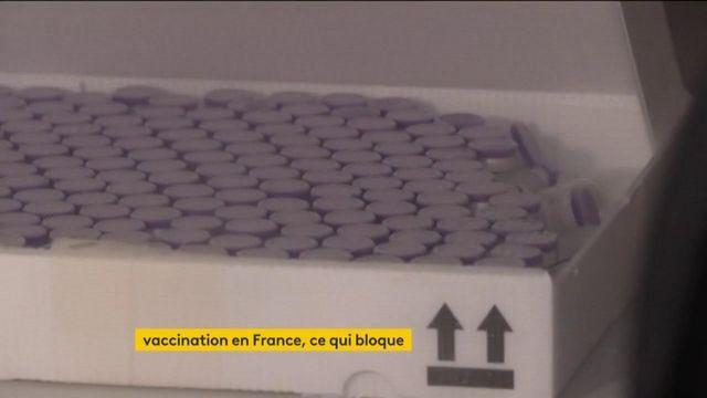 Coronavirus : le calendrier de vaccination pose problème