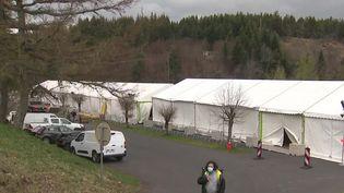 Le tournage du nouvel Astérix a débuté en Auvergne. (France 3 / Olivier Martinet)