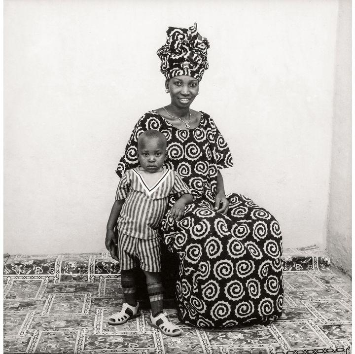 Malick Sidibé, 1973, Courtesy Magnin-A   (Malick Sidibé)