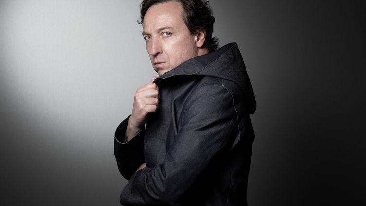 Le galeriste Emmanuel Perrotin (20 mai 2019 à Paris) (JOEL SAGET / AFP)