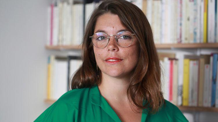 "Pauline Delabroy-Allard, auteure de ""Ça raconte Sarah"", (Editions de Minuit)  (Catherine Gugelmann)"