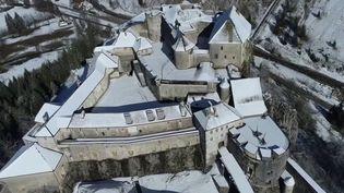 Doubs : le château de Joux, la prison de Toussaint Louverture et du comte de Mirabeau (France 3)