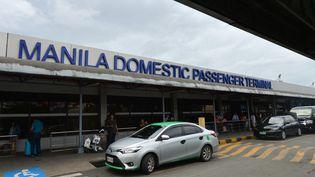 L'aéroport de Manille, aux Philippines, le 3 juillet 2019. (ARTUR WIDAK / NURPHOTO/ AFP)