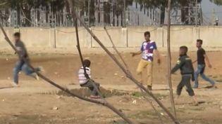 liban réfugiés (FRANCE 2)