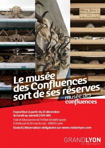 Le musée des Confluences sort de ses réserves (DR)