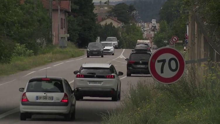 Chassé-croisé : la nationale 7, un itinéraire préféré des vacanciers vers la Méditerranée (France 2)