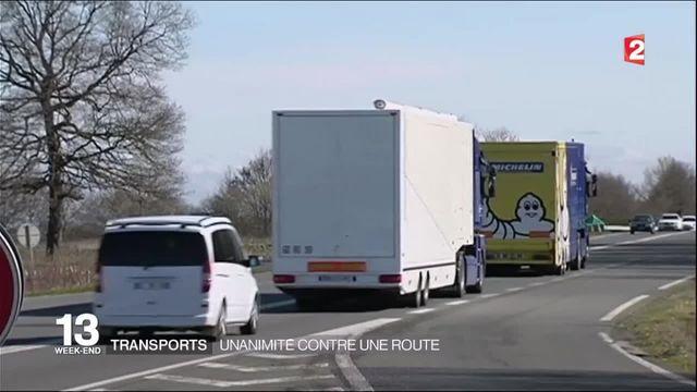 Accident dans l'Allier : la RCEA, une route meurtrière