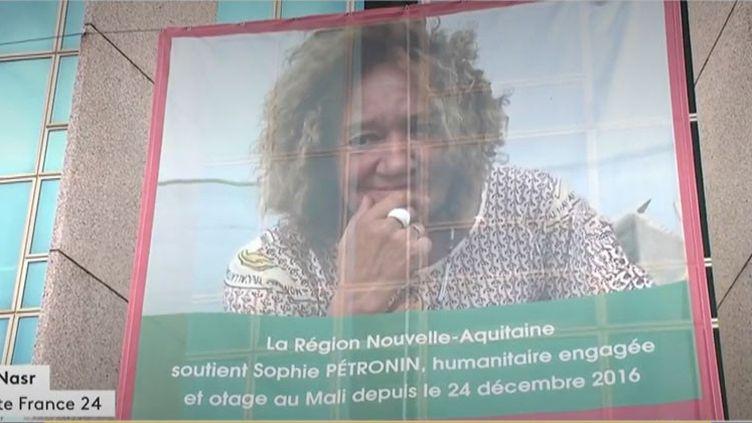 Sophie Pétronin. (FRANCEINFO)