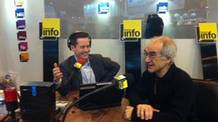 (Radio France ©RF/ Gael Hamayon)