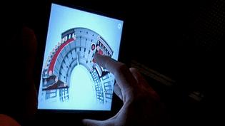 L'IPad aux arènes de Nîmes, augmente la réalité et fait propose un voyage dans le temps  (France 3 / Culturebox)