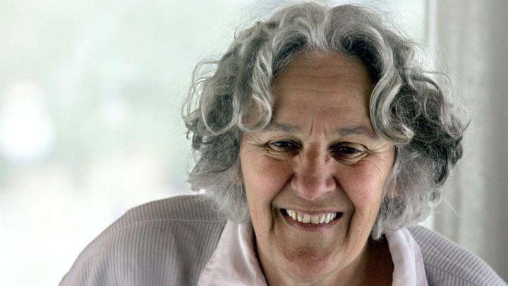 """Ariane Mnouchkine, directrice et fondatrice du """"Théâtre du Soleil""""  (MARCUS BRANDT / DDP / AFP)"""
