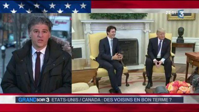 États-Unis - Canada : des pays voisins en bon terme ?