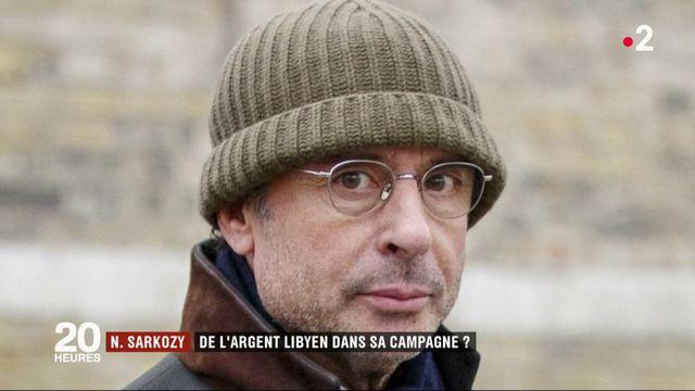 Nicolas Sarkozy : de l'argent libyen dans sa campagne ?