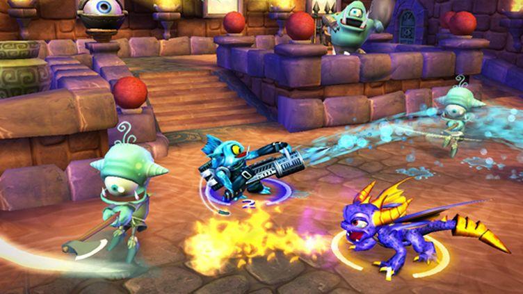 Skylanders : Spyro's Adventures