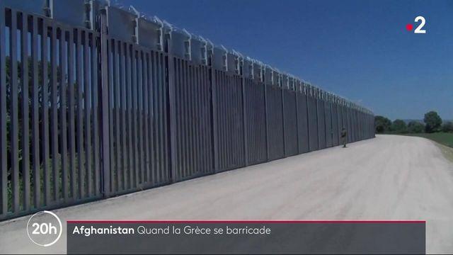 Grèce : le pays se barricade face à une possible arrivée de migrants
