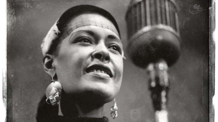 Billie Holiday immense chanteuse de jazz disparue en juillet 1959.  (Sony Legacy / AP/Sipa)