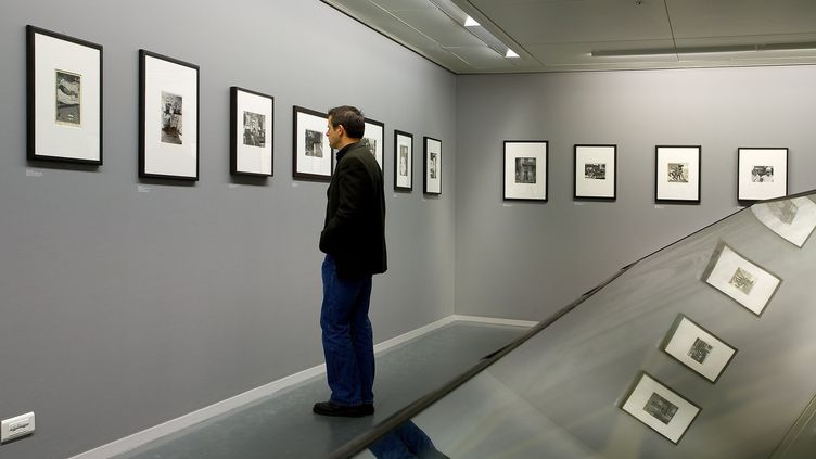 Fondation Cartier-Bresson en 2008  (SONNET Sylvain / hemis.fr / Hemis / AFP)