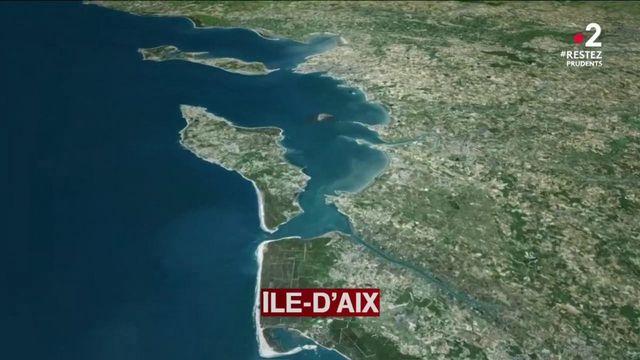 Charente-Maritime : l'île-d'Aix, la petite Corse de l'Atlantique